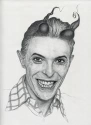 Bowie by vitrysavy