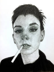 American girl by vitrysavy