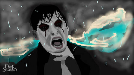 Barnabas Collins - Blood Tears by VelvetWaters744