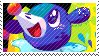 Popplio stamp by babykttn