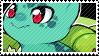 Bulbasaur stamp by babykttn