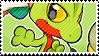 Treecko stamp by babykttn