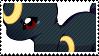 Umbreon stamp by babykttn