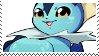 Vaporeon stamp by pulsebomb