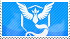 Team Mystic stamp by babykttn