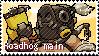 Roadhog Main by babykttn