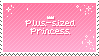 Plus-sized princess by babykttn