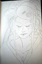 Geisha by LordExca
