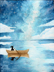 The Star Ocean by HASBEAN
