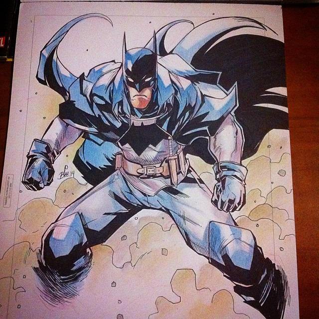 Batman gotham by gaslight by toonfed