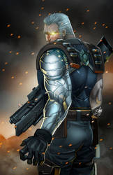 Cable by toonfed
