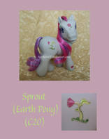 Sprout the Earth Pony by NorthernElf