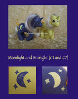 Moonlight and Starlight by NorthernElf