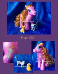 Freya by NorthernElf