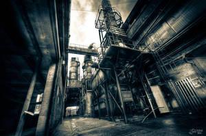 Industrial Homeland by OfFiCiAlCrItIcAlMaSs