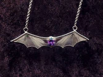 Wings of Silver by karinma