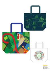 Eco Bag design by bulhaa