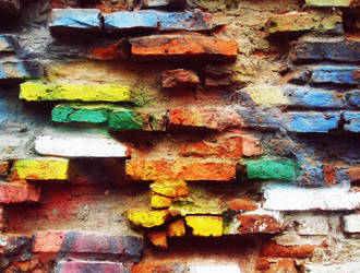 coloured bricks 2 by propan3