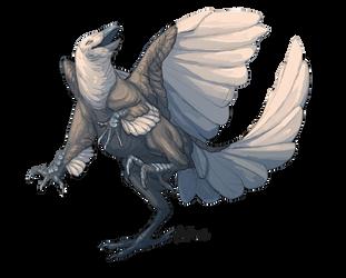 Happy Crow by tashcrow