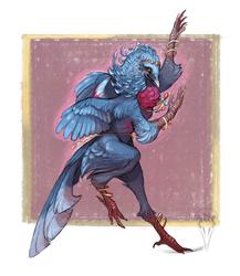 Commission: Nirin by tashcrow
