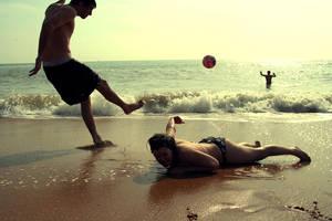 Sea Soccer by krevet