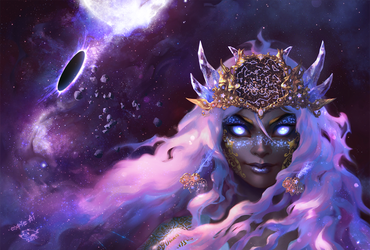 Oracle of Constellations by E-X-P-I-E