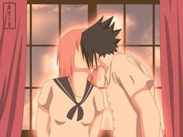 SasuSaku: Watchover Me Forever by UchihaAkio