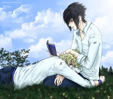 Naruto : sky for two by ViaDomus
