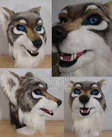 Timber Wolf Mask by Beetlecat