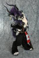 Beetlecat Realistic Fursuit by Beetlecat