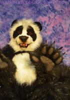 Panda and Paw by Beetlecat