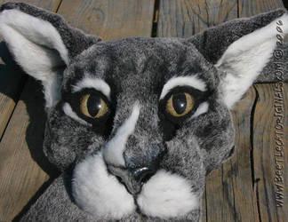 Cat Mask by Beetlecat