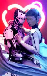 AI Love by MadamGoth