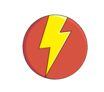 Thunder icon redesign by Mammouth55