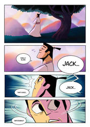 SJ: Dark Legacy Chapter1 P10 by Hi-Gummy