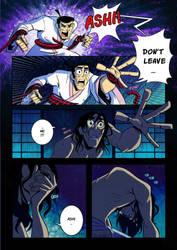SJ: Dark Legacy Chapter1 P13 by Hi-Gummy