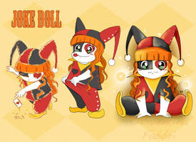 Joke Doll by Vallina84
