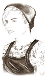 Steve Forrest from Placebo by Shinu-chan