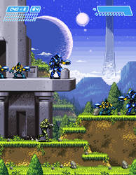 Super Halo All-Stars by jnkboy