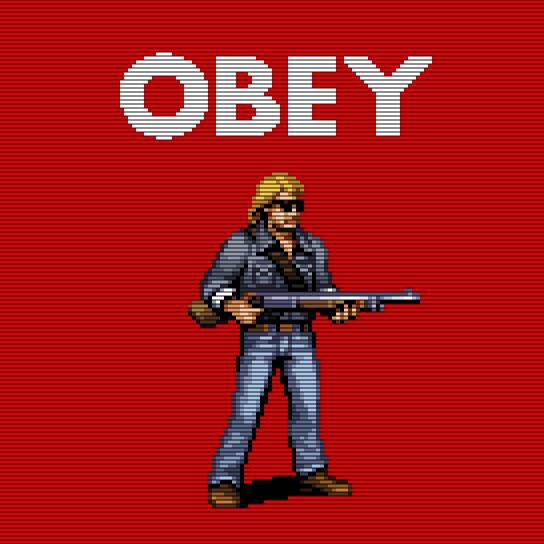 Obey Roddy Piper by jnkboy