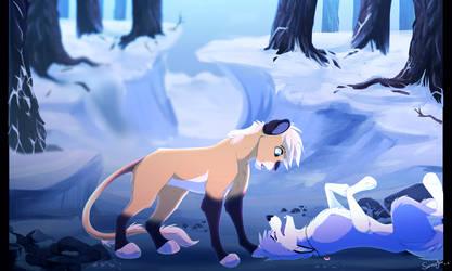 Frozen Adventure by Streetfair