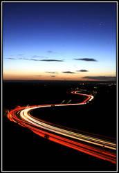River of Light by reactphotos