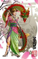 geisha by StevenZ