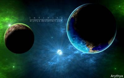 Infinity by Arythya