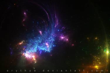 Nebula by Arythya