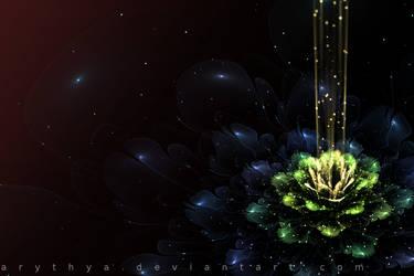 Flower V by Arythya
