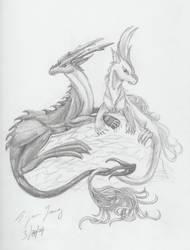 Dragons by dragoon000