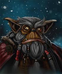 Bugbear Druid by SirTiefling