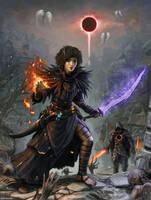 Dark Souls - The Last Journey by SirTiefling