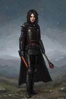 Lady Antipaladina Blackguardess by SirTiefling